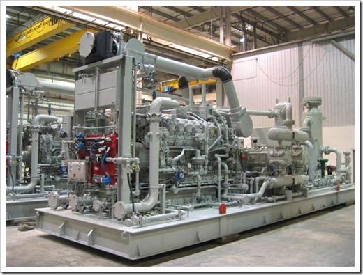Классификация компрессорных установок