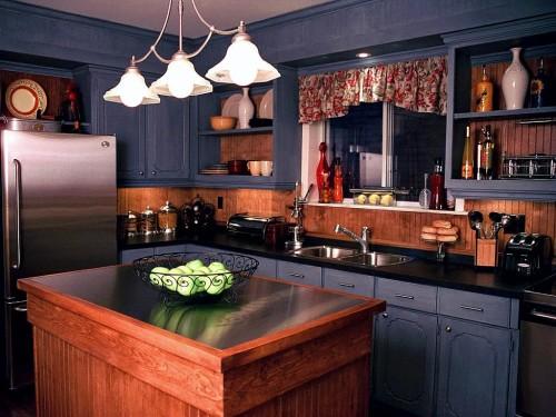 Как сочетать цвета в интерьере кухни