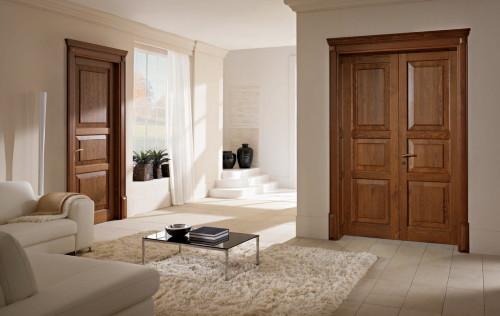 Из какого материала выбрать межкомнатные двери
