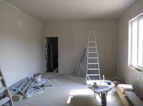 С чего начать ремонт в квартире с черновой отделкой
