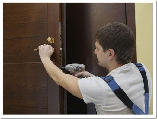 Особенности установки дверей при ремонте
