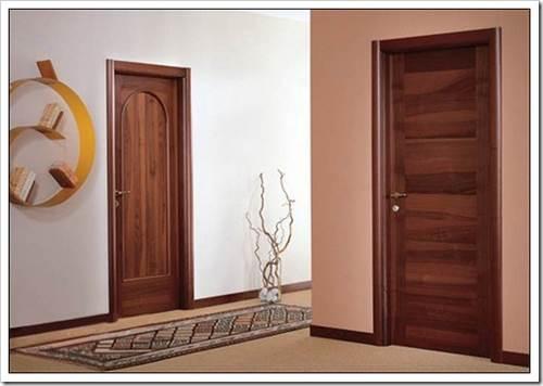 Производство ламинированных дверей