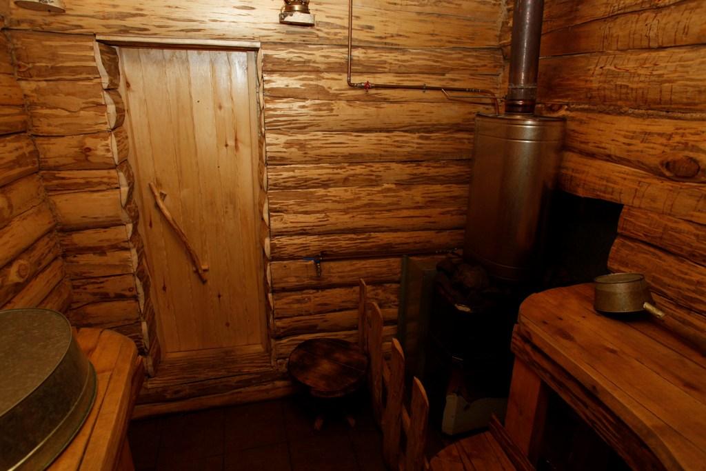 Как обустроить интерьер русской бани