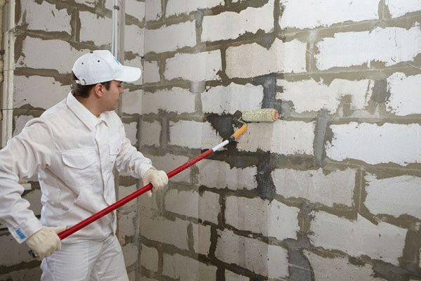 Внутренняя отделка стен. Цементно-песчаная штукатурка