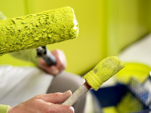 В чем преимущества акриловой водно-дисперсионной краски