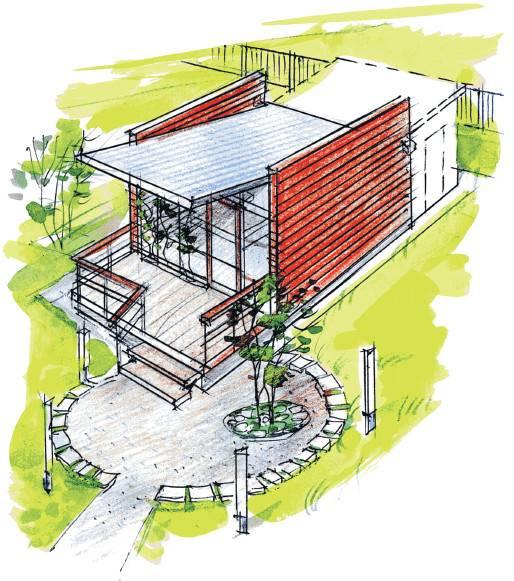 Архитектурно-планировочные и конструктивные решения 2