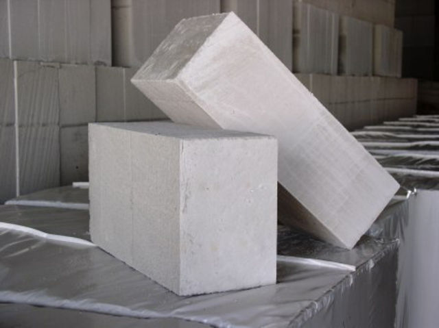 Преимущества газосиликатных блоков