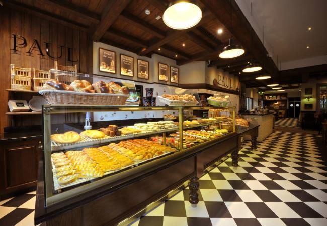 Современное кухонное оборудование для ресторанов и пекарен