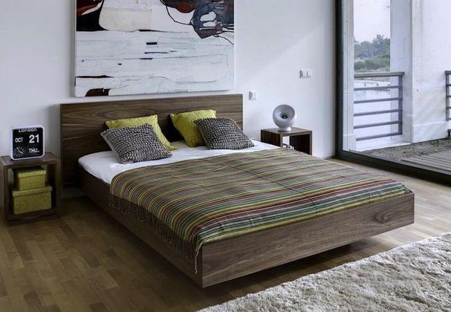 Покупка мебели в Симферополе. Кровати с мягким изголовьем