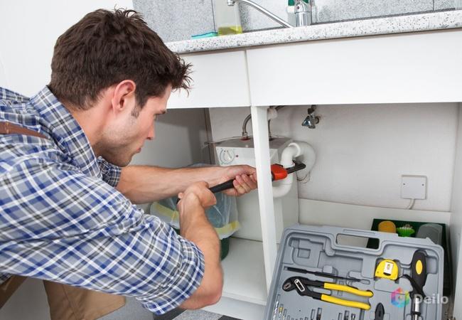 Выполнение сантехнических работ высочайшего качества