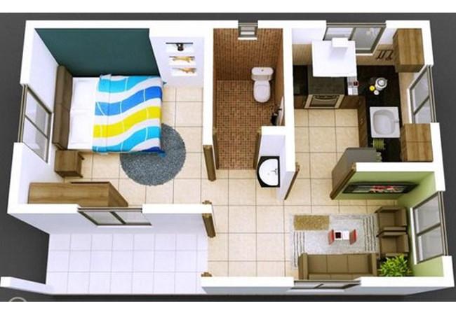 Интересные внутренние планировки домов 7 на 8