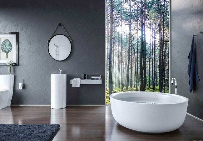 Ремонт в ванной — грамотный подбор сантехники