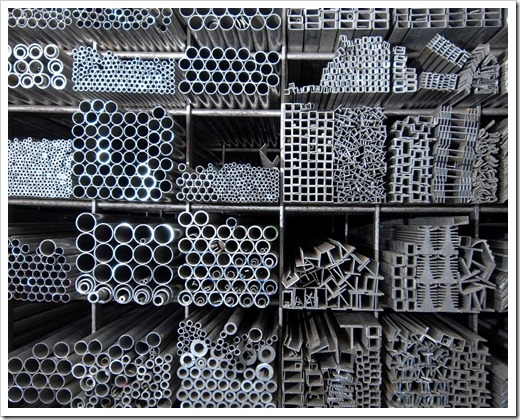 Самые популярные изделия металлопроката