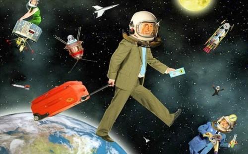 Возможость частных полетов в космос от компании Firefly Aerospace Максима Полякова