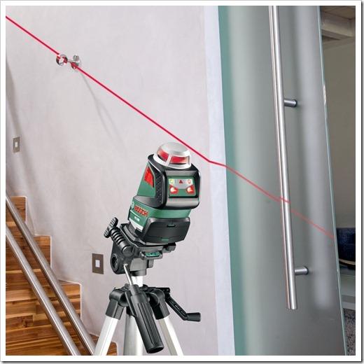 Почему профессиональные отделочники предпочитают Bosch PLL 360?
