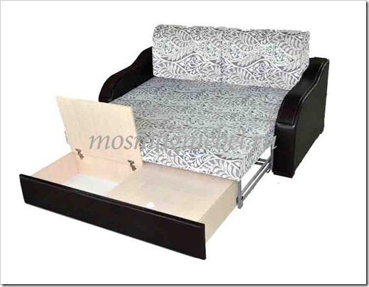 Особенности механизма  выкатных диванов