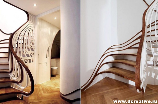 фантастическая лестница