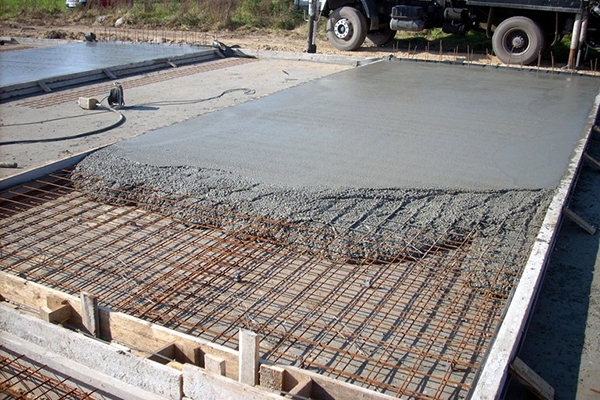 Все о бетоне для частного дома