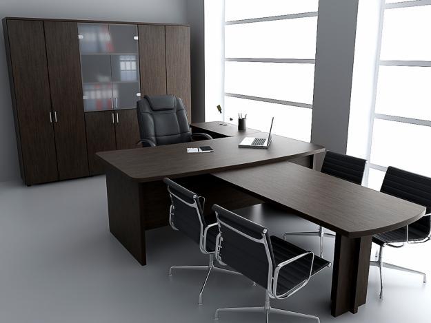 Как выбрать мебель для кабинета директора?