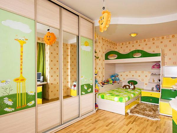 Что учесть при оформлении детской комнаты