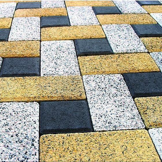 Тротуарная плитка и отзывы о ней