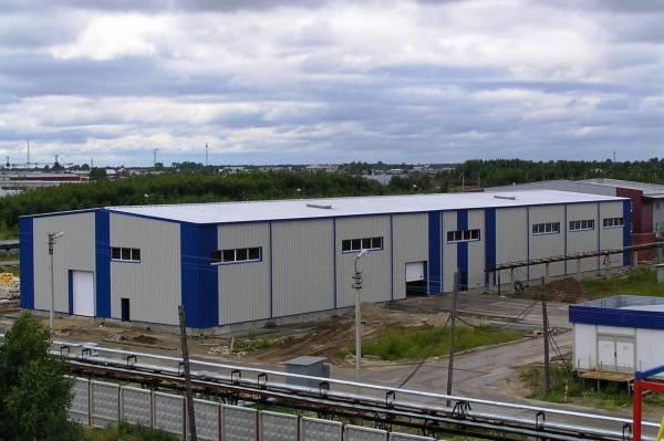 Строительство производственных цехов в Иркутске