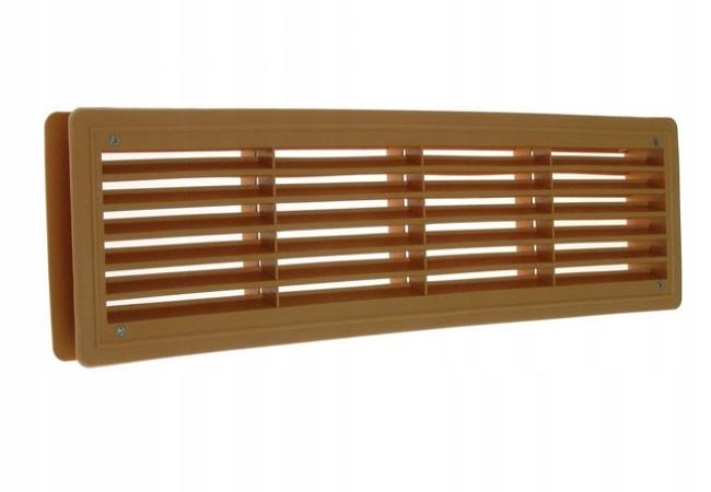 Проектирование вентиляции в доме. Алюминиевые вентиляционные решетки
