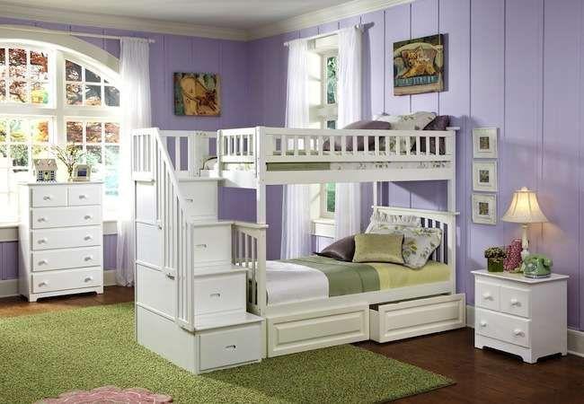 Детская кровать – незаменимая вещь в каждой детской комнате
