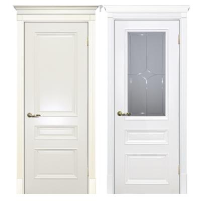 Ламинированные межкомнатные двери в интерьере